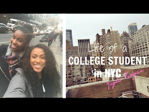 LIFE OF A COLLEGE STUDENT IN NYC #6