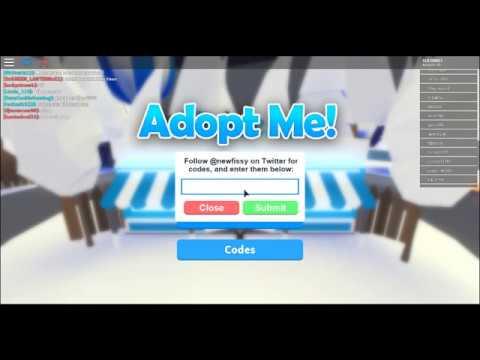 Adopt Me Roblox 2019 Codes | StrucidCodes.com