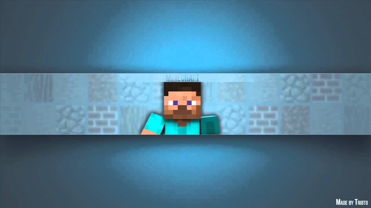 FREE MINECRAFT BACKGROUND! (ONE CHANNEL)!!! - YouTube