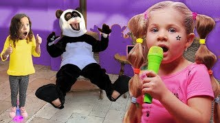 kids Diana show and Valentina  - LIKE IT - Kids Song