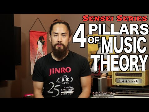 The Pillars of Music Theory