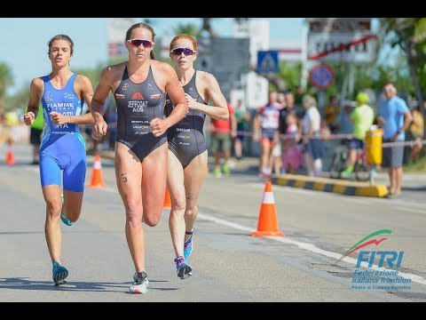 Grand Prix Triathlon Pescara 2018 su Back - Rai Sport