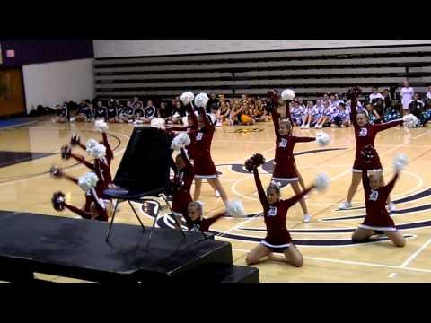 Deshler Middle School Homepom 2011