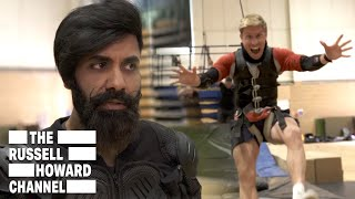 Paul Chowdhry & Russell Howard Go To Stunt School | The Russell Howard Hour