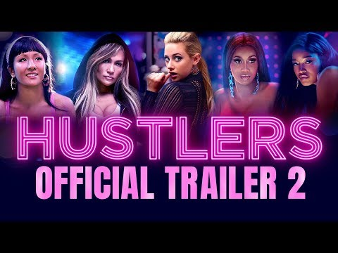 'HUSTLERS' TRAILER SEES J-LO, CONSTANCE WU, Cardi B, & MORE