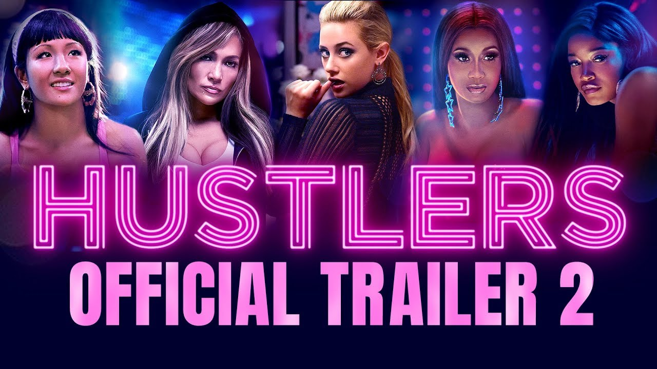 【Hustlers】 (2019) Full-HD-MOVIES