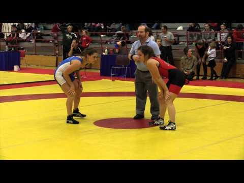 2015 Nordhagen Classic: 53 kg Josee Tremblay vs. Cara Nania