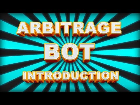 Crypto Arbitrage Bot - Cryptocurrency Exchange Arbitrage Tra