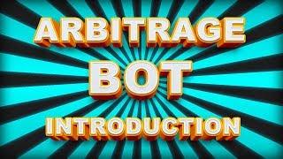 Crypto Arbitrage Bot - Cryptocurrency Exchange Arbitrage Trading Software Tool