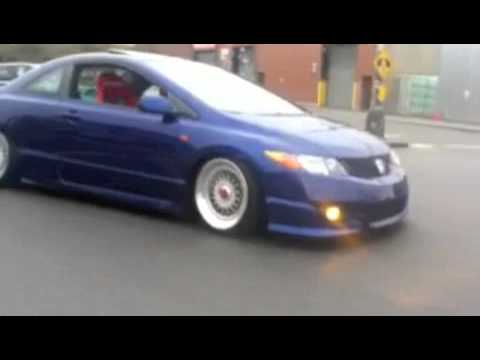 First 8th Gen Coupe With Mugen Rr 3rd Brake Light Youtube
