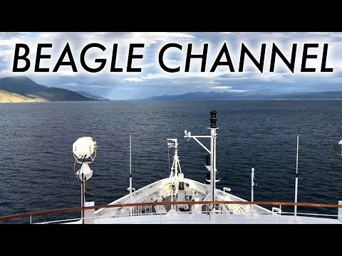 Sailing the Beagle Channel (timelapse)