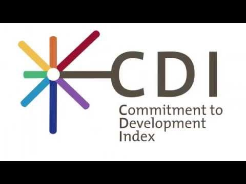 The Commitment to Development Index (CDI) | Center for Global Development