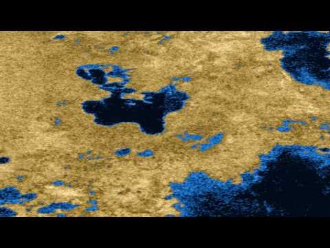 0h09m45s06f Titan, Moon of Saturn. Huygens Probe. TR2016a