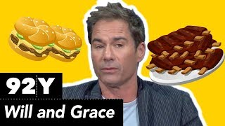 The Will & Grace cast encounters Texas barbecue