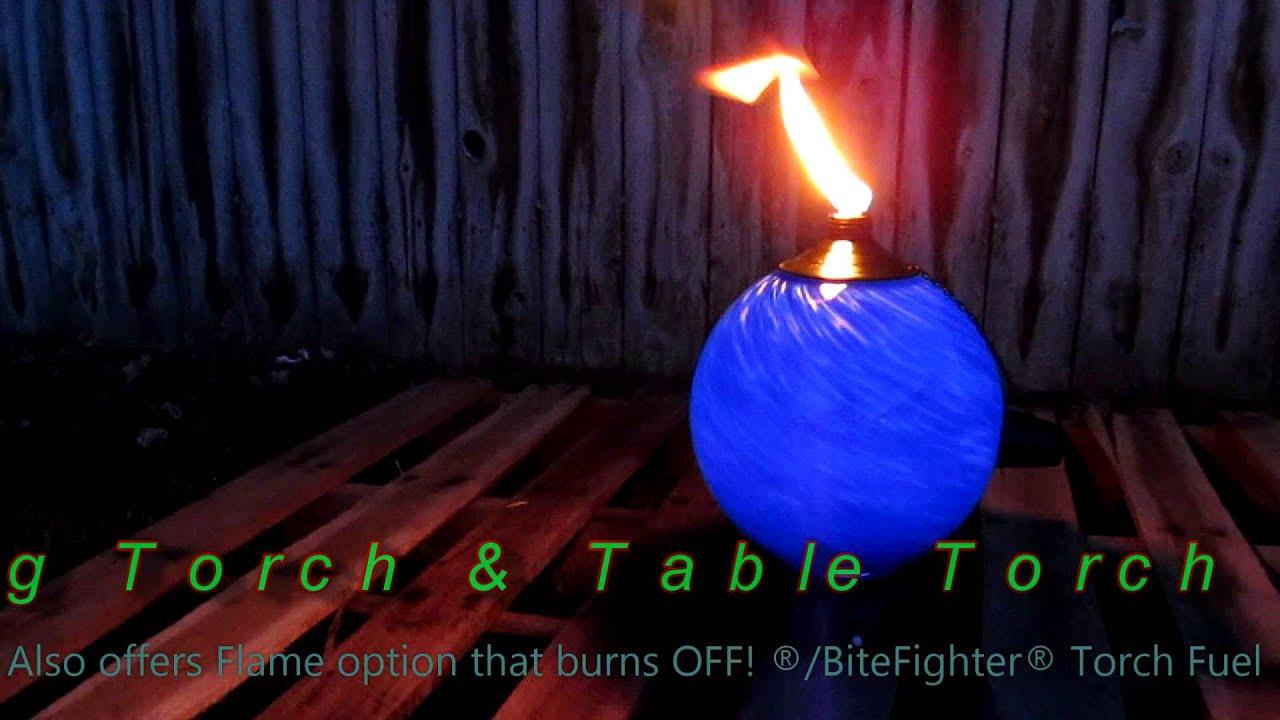 Charming Tiki Brand Tiki Torches For Summer   YouTube