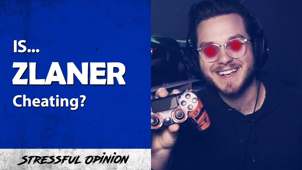 Is Zlaner Cheating in Warzone? Is Zlaner Hacking in Call of Duty? | Stressful Opinion