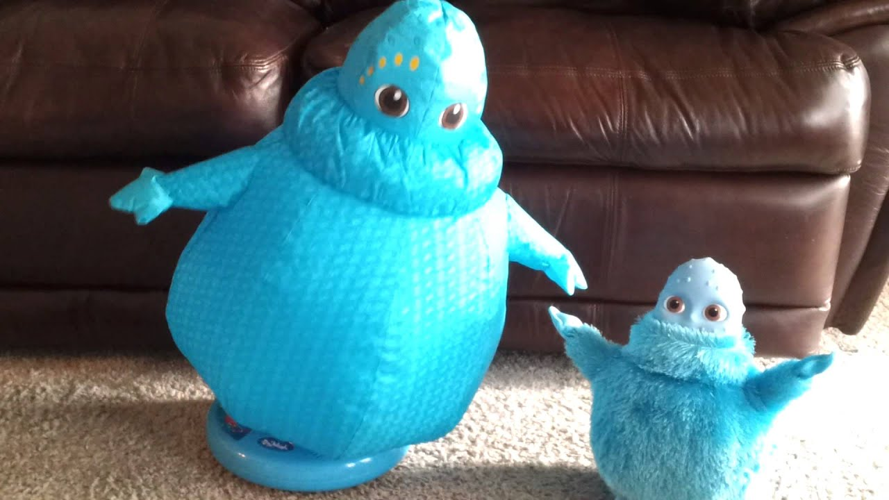 15and Up Toys For Everyone : Boohbah quot jumbah ft inflatable get up and dance