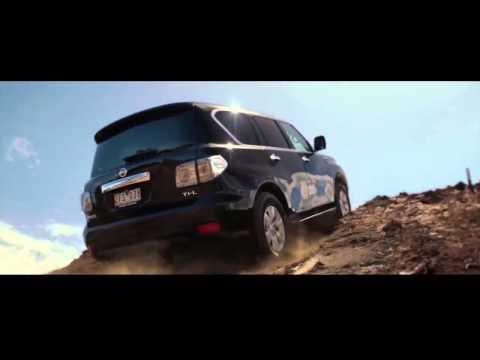 Nissan Patrol бросает вызов симфонии 9 mp4