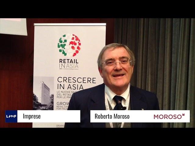Retail in Asia - Roberto Moroso (Moroso)