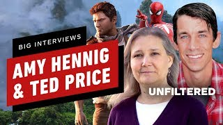 2 Game Industry Legends Share Stories from Star Wars, Spider-Man, and More - IGN Unfiltered #40