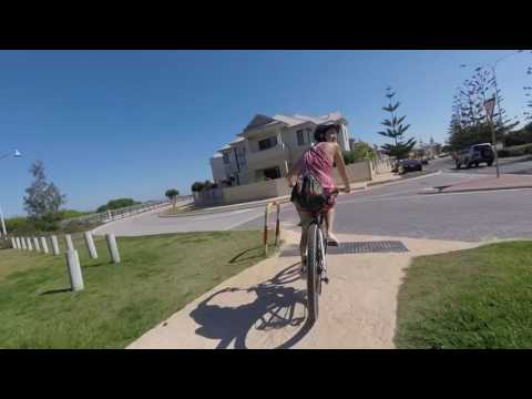 Cycling Clarkson to Jindalee