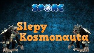 Let's play Spore 3#9 - Slepy Kosmonauta