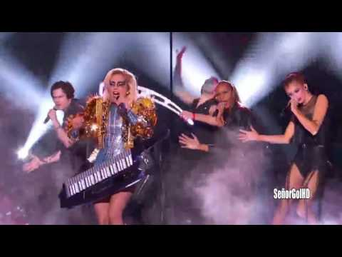 Lady Gaga Super Bowl Halftime Show 2017 – Lady Gag