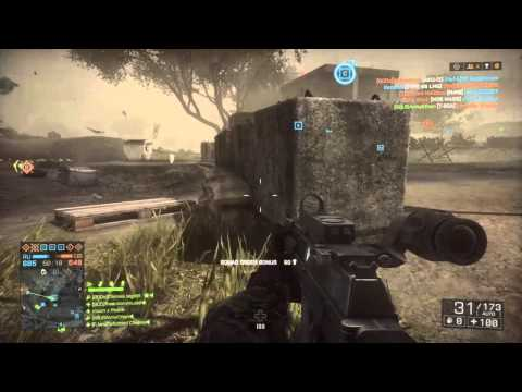 Battlefield 4 - Map: Gulf Of Oman CQ (4) - Xbox One