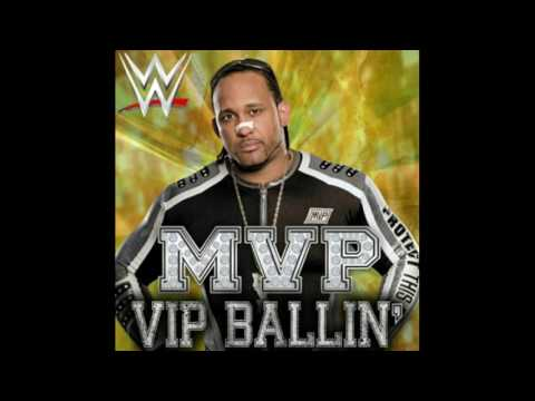WWE: (MVP) - ''VIP Ballin'' [Arena Effects+]