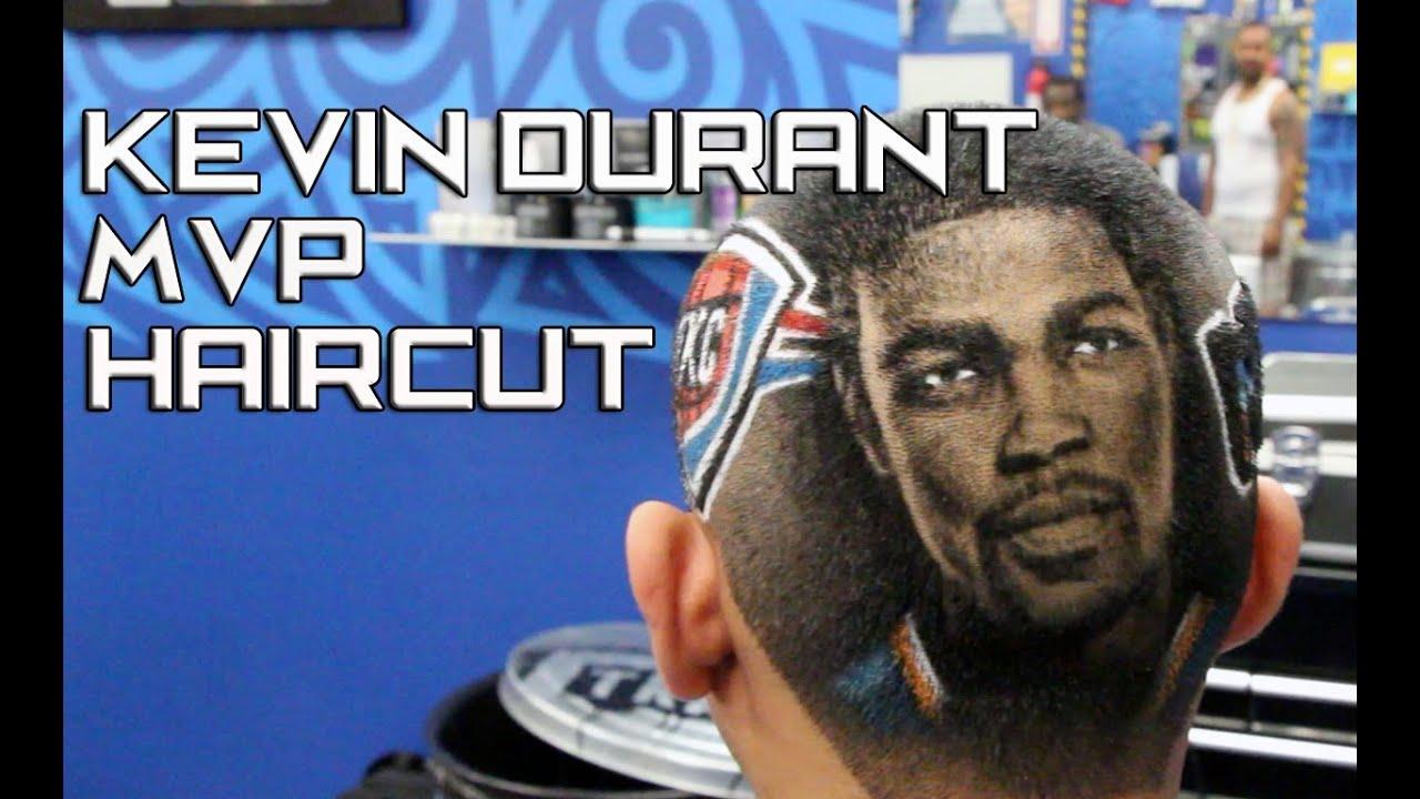Kevin Durant Mvp Haircut Youtube