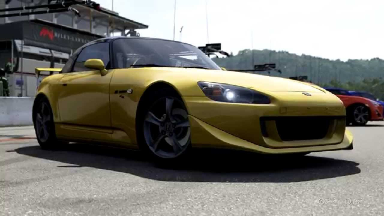 Forza Motorsport 6   First Drive   2009 Honda S2000 CR   1080p 60fps