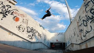 Parkour in Europes least visited country
