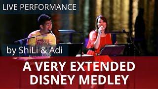 ShiLi & Adi - A Very Extended Disney Medley