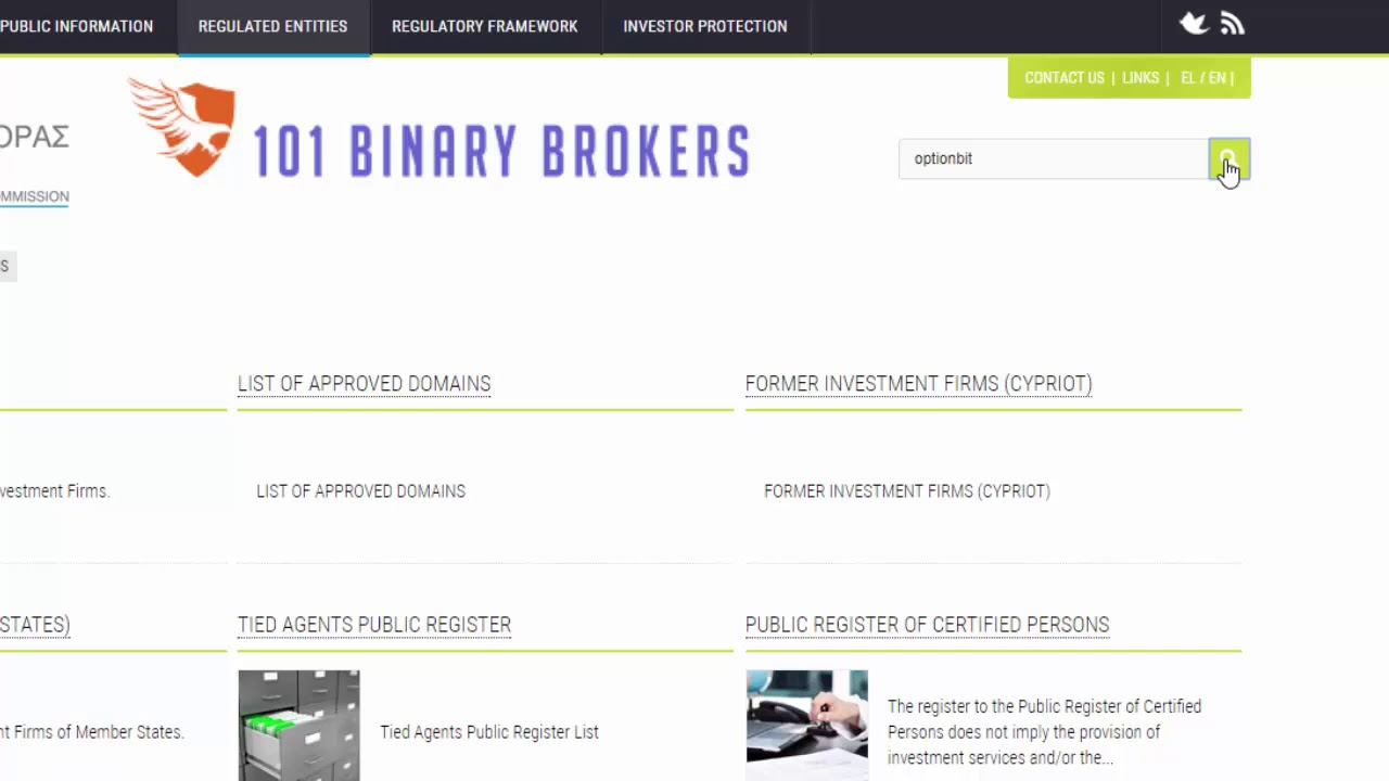 Kad debit opsyen binaries