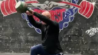 Коронавирус и Спорт: гиревая тренировка в домашних условиях