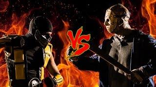 - Scorpion vs. Jason Voorhees Live Action MKX Mortal Kombat