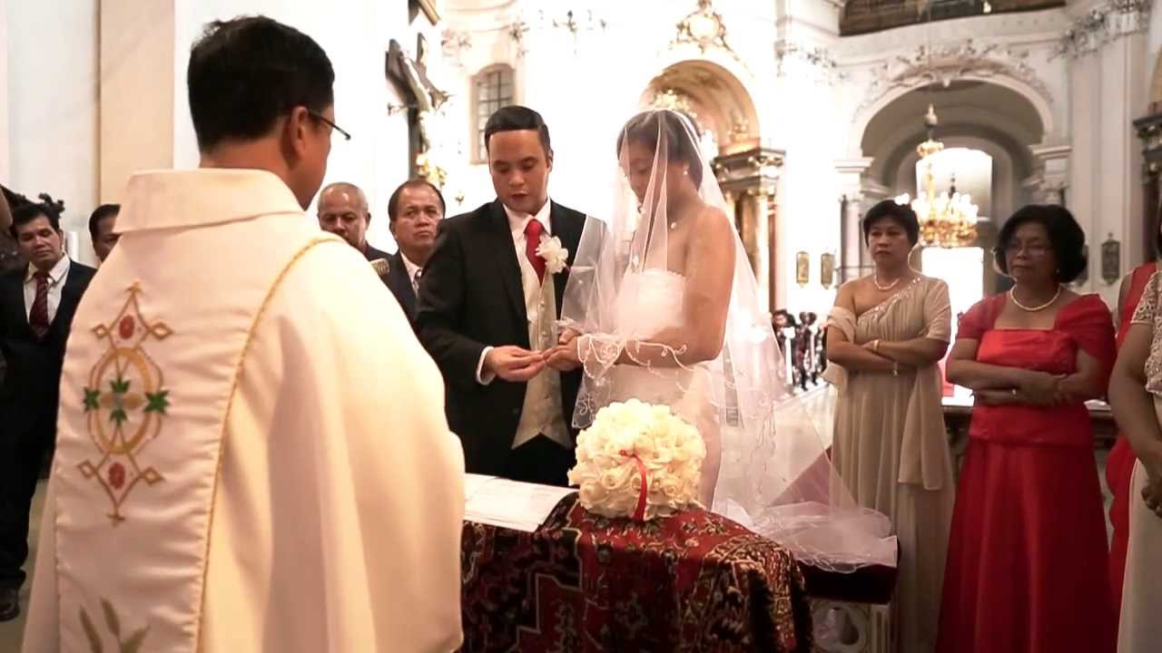 Philippine Wedding Video Ceremony