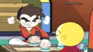 [Xiaolin Showdown] The Hidden Candy Game