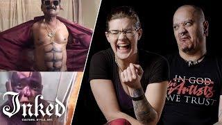 Tattoo Artists React To Viral Tattoo Videos | Tattoo Artists Answer