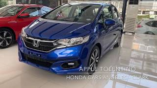 2019 HONDA JAZZ VX ( DASHBOARD & INFOTAINMENT ) ( Philippines ) BRILLIANT SPORTY BLUE
