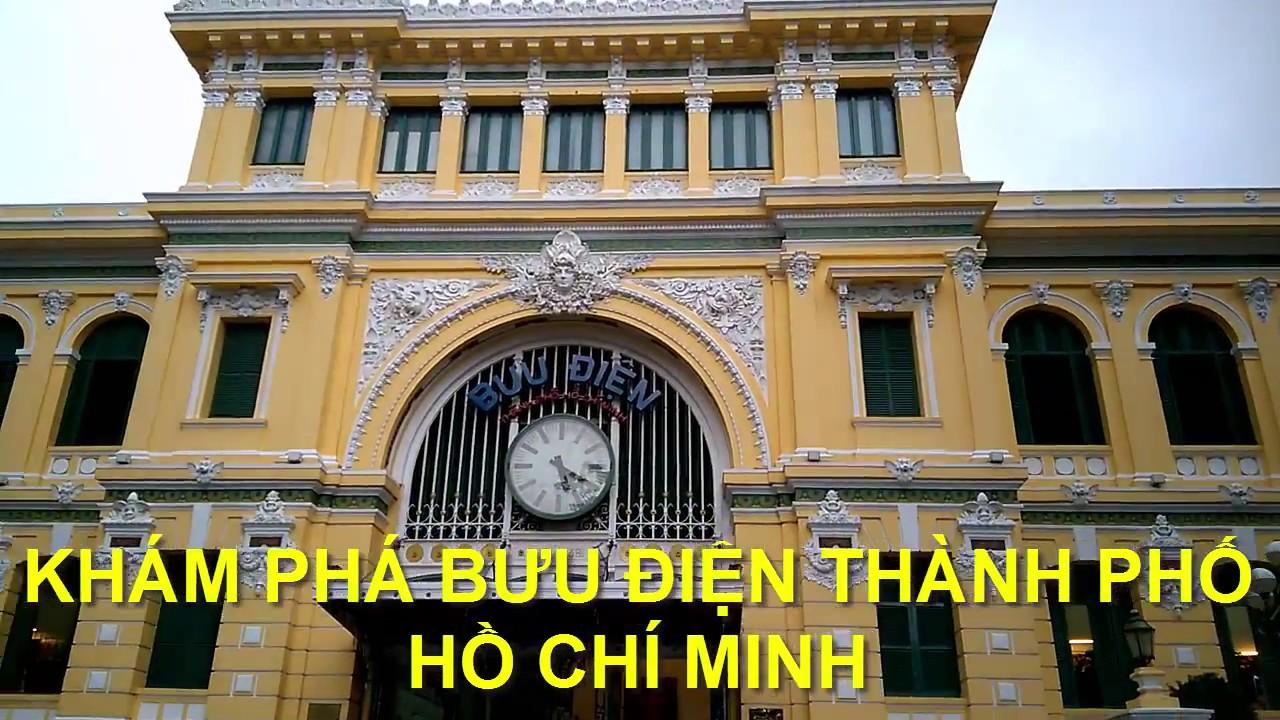 Khám Phá Bưu Điện Thành Phố Hồ Chí Minh