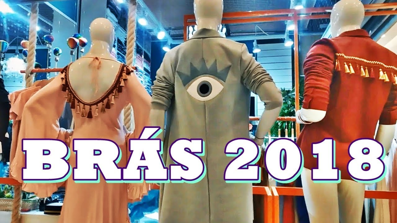 125599761 BRÁS - MODA OUTONO INVERNO 2018 | Moda Feminina e Moda Masculina ...