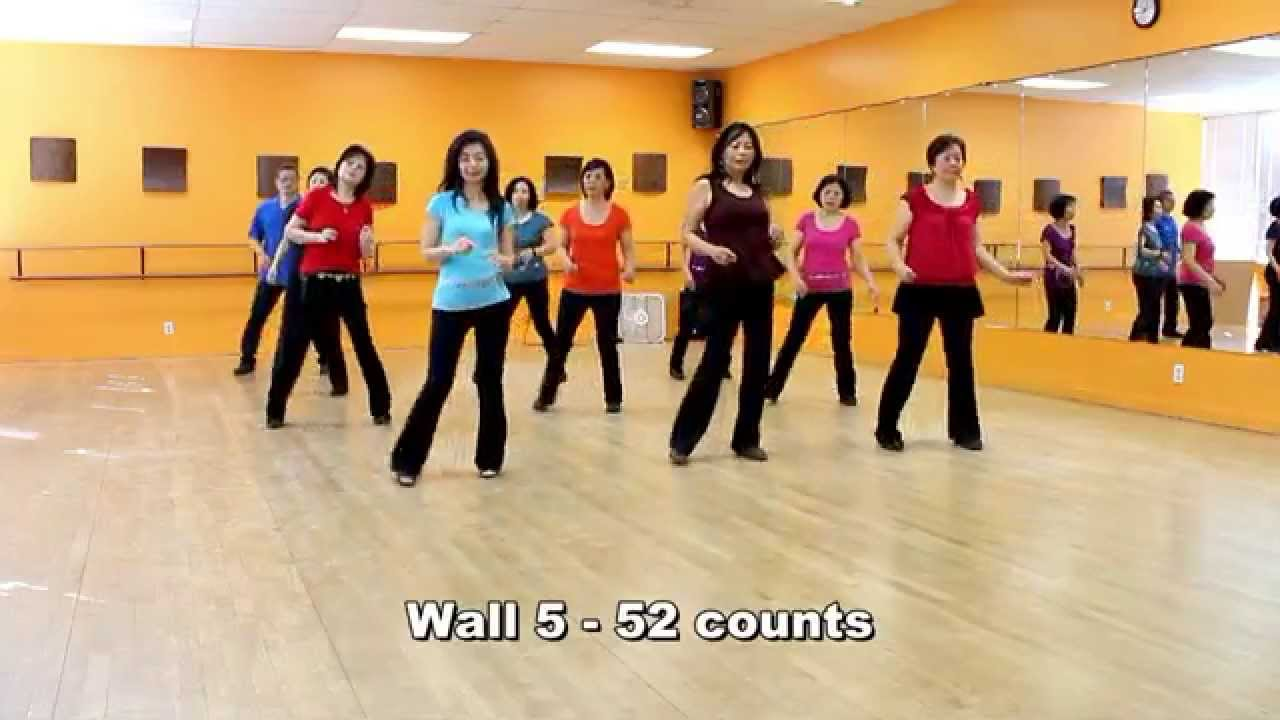 Love Me Like You Do - Line Dance (Dance & Teach in English & 中文)