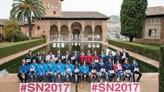 La RFEDI arropa a #SN2017 con sus equipos nacionales