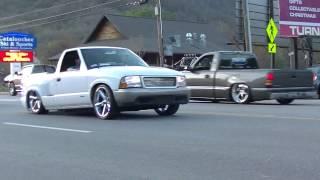 Mini Truckin Nats 2014 cruise