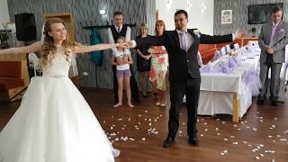 First Wedding Dance - Alice & David 1.7.2017 - Christina Perri A Thousand Years