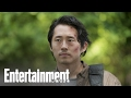 The Walking Dead (SPOILERS) Steven Yeun's Story of Glenn's Death | News Flash | Entertainment Weekly