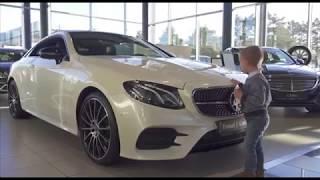 Рекламный ролик для Merzedes-Benz с учеником Happy Kids!