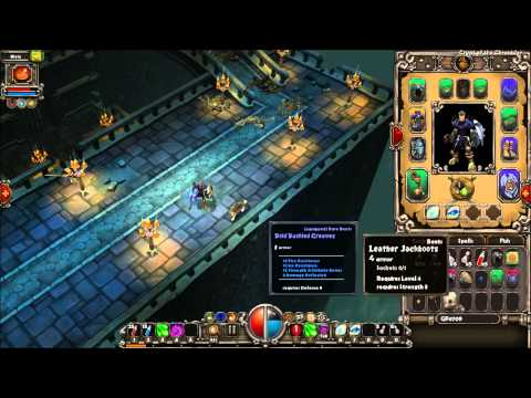 Torchlight Episode 5: Crypt of the Chronicler