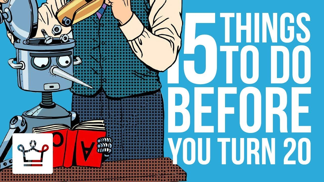 Download 15 Things To Do Before You Turn 20